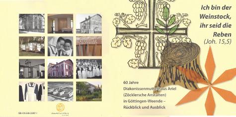 Titelblatt '60 Jahre Mutterhaus'