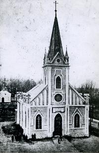 Evang. Kirche in Stanislau