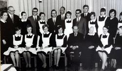 Schwesternausbildung um 1970