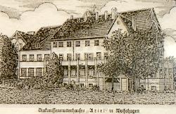 Mutterhaus Ariel in Wolfshagen